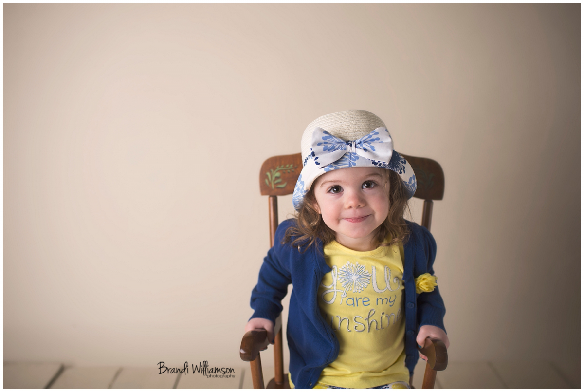 New Philadelphia OH child photographer 44663 | studio session | toddler | 3 year old | www.brandiwilliamsonphotography.com
