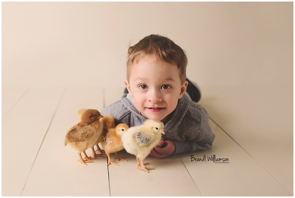Tuscarawas County Easter Mini Sessions | Spring Sessions | www.brandiwilliamsonphotography.com