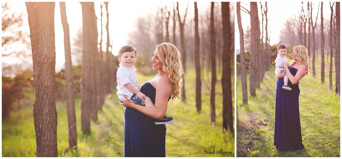 North Canton Ohio Maternity Photographer | Family Photography Ohio | Tuscarawas County, Stark County | Family session at Norma Johnson Center in Dover Ohio | www.brandiwilliamsonphotography.com