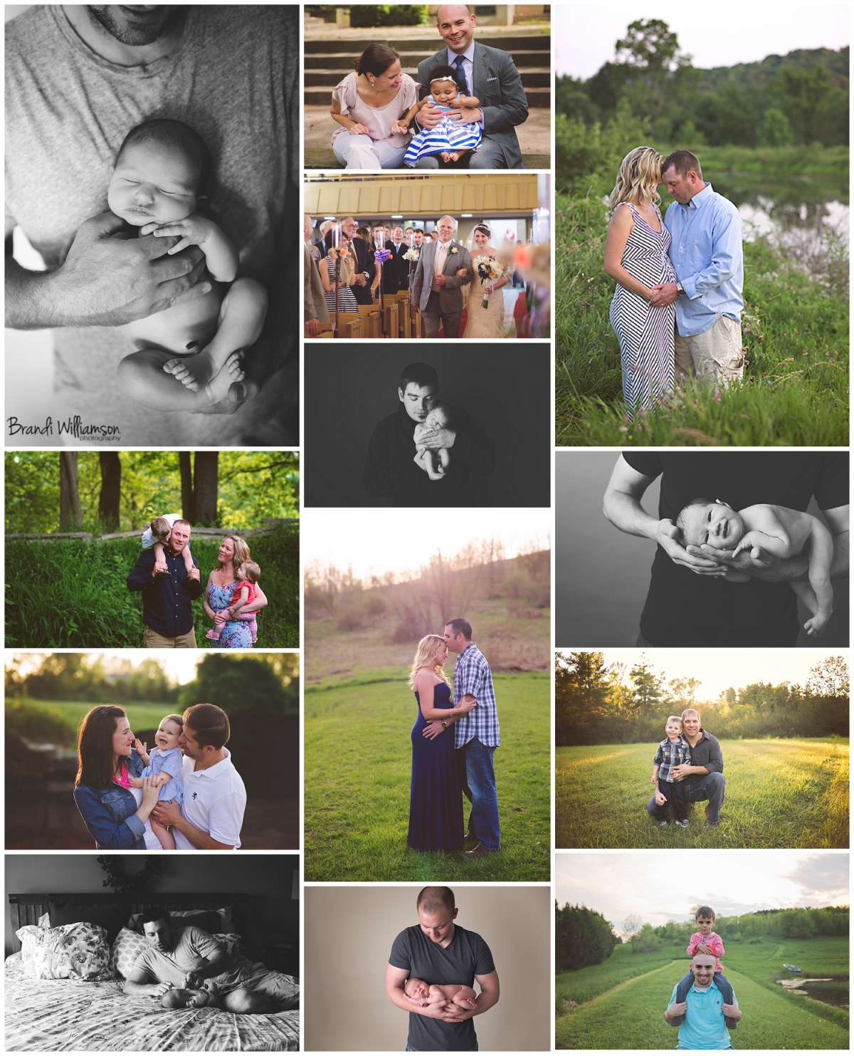 Tuscarawas County OH Family Photographer | to the dads | happy father