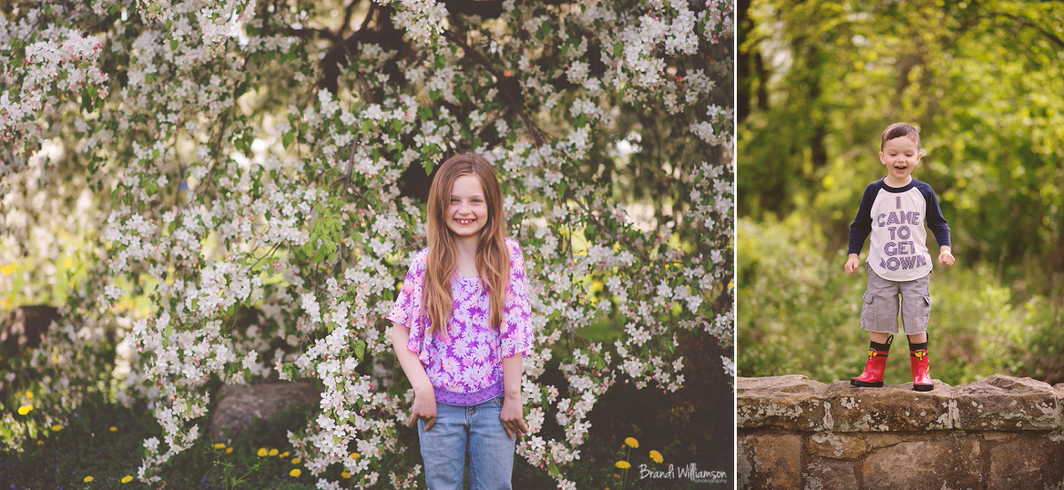 reasons to schedule your family photo session this spring