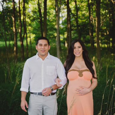 Dover Maternity Photographer | MATERNITY AT NORMA JOHNSON CENTER